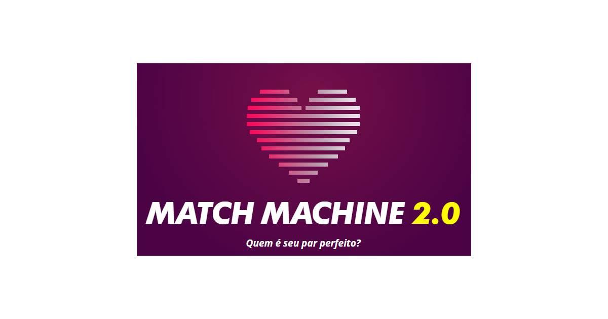 facebook match machine