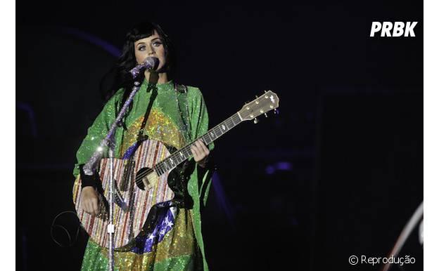 Katy Perry está confirmada para o Rock in Rio 2015 no Rio de Janeiro