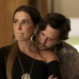 """Final """"Segundo Sol"""": mesmo sabendo que Karola (Deborah Secco) é sua sobrinha, Remy (Vladimir Brichta) decide ficar com ela"""