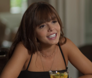 """Giovanna Lancellotti diz que Rochelle, de """"Segundo Sol"""", merece uma segunda chance"""