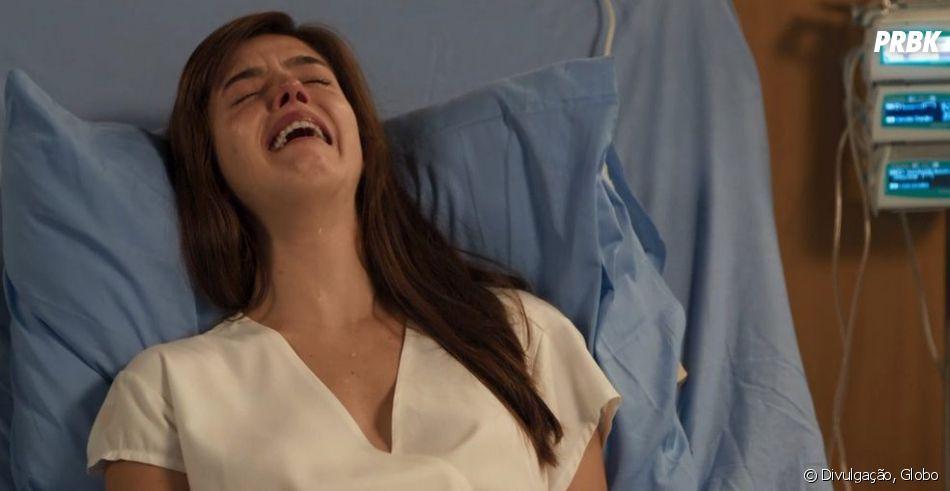 """Em """"Segundo Sol"""", Rochelle (Giovanna Lancellotti) tem aSíndrome de Guillain-Barré"""