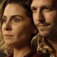 """Novela """"Segundo Sol"""": Luzia (Giovanna Antonelli) quer provar queRemy (Vladimir Brichta) está vivo para provar sua inocência"""