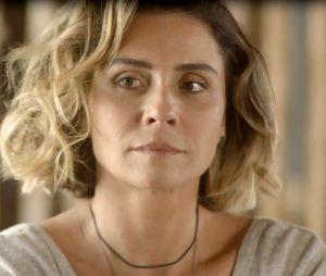 "Em ""Segundo Sol"": Luzia (Giovanna Antonelli) foi presa recentemente"