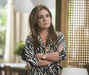 "Novela ""Segundo Sol"": Laureta (Adriana Esteves) será enganada por Rosa (Letícia Colin)"