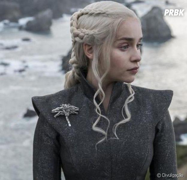 """De """"Game of Thrones"""": Daenerys (Emilia Clarke) não deve ser a Rainha dos Sete Reinos"""