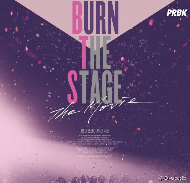 "Filme do BTS, ""Burn The Stage: The Movie"", chega aos cinemas brasileiros no final de novembro"