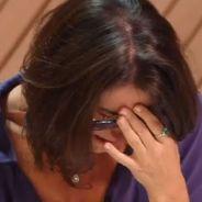 """Paola Carosella chora muito após eliminação de participante do """"MasterChef Profissionais"""""""