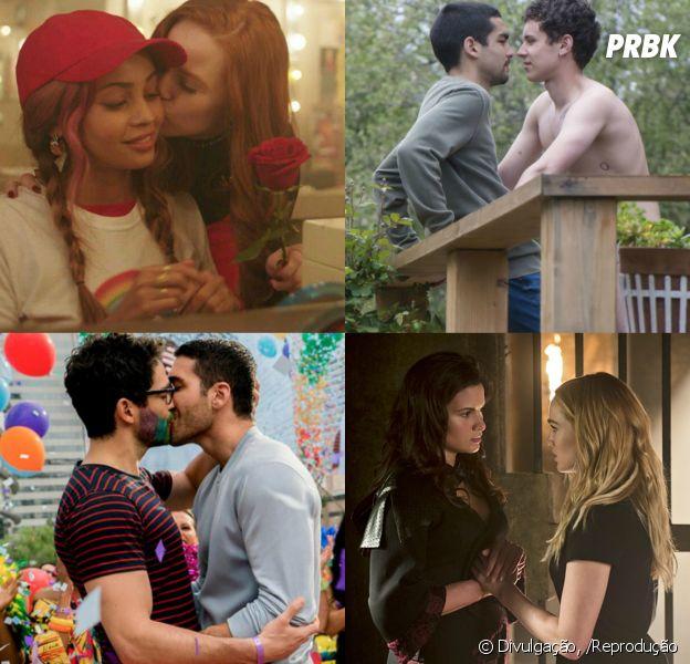 Vejas os casais gays mais fofos das séries do momento