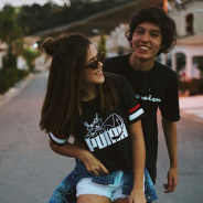 Maisa Silva e Nicholas Arashiro comemoram 1 ano de namoro e a gente não aguenta com tanto amor