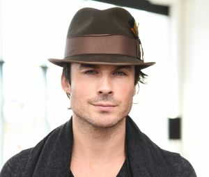 "Ian Somerhalder relembra personagem de ""The Vampire Diaries"" com post nostálgico"