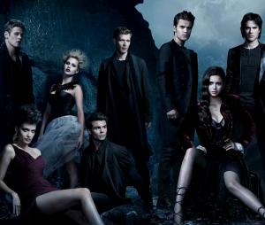 """Ian Somerhalder posta foto rara do visual de Damon antes de começar as gravações da sétima temporada de """"The Vampire Diaries"""""""