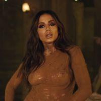Anitta deixou apresentador argentino sem graça ao assumir que já fez sexo a três com um ex-namorado