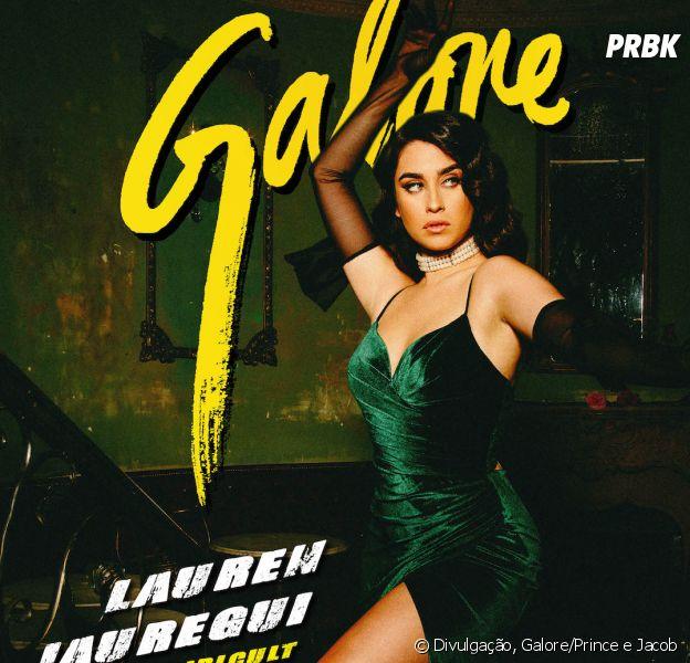 Lauren Jauregui posa sensual para a revista Galore e tira todo o nosso fôlego