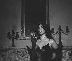 Lauren Jauregui na Galore Magazine: linda até em preto e branco