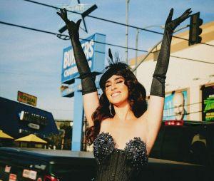 Lauren Jauregui na Galore Magazine: muito maravilhosa, né?