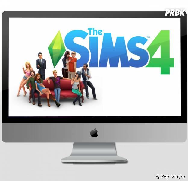 """""""The Sims 4"""" vai ser lançado para computadores da Apple"""