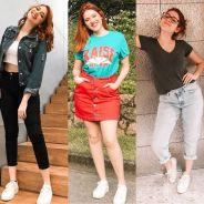 Veja 15 looks da Ana Clara que são perfeitos para você usar no dia a dia da faculdade