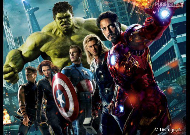 """""""Os Vingadores 3"""" não terá Homem de Ferro, Capitão América e Thor"""