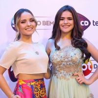 Parece que Larissa Manoela e Maisa estão livres para negociar com a concorrência, revela site