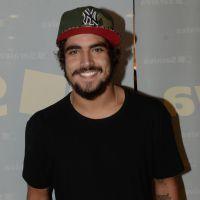 Caio Castro será um lutador de boxe na próxima novela da Globo