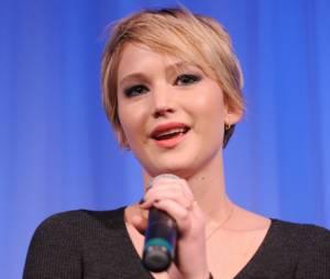Jennifer Lawrence em ensaio para a Vanity Fair