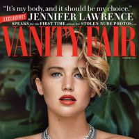 "Jennifer Lawrence fala pela 1ª vez sobre fotos nuas vazadas: ""Crime sexual!"""