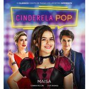 """Maisa Silva está maravilhosa no pôster de """"Cinderela Pop"""" e nós estamos ainda mais animados!"""