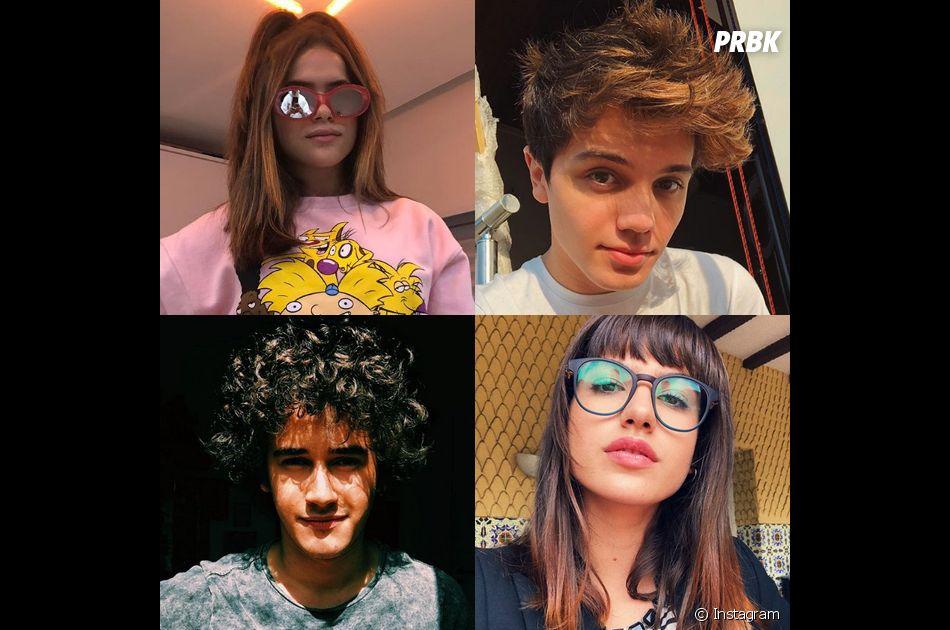 """Além de Maisa, Giovanna Grigio, Leo Cidade e Filipe Bragança estão no elenco de """"Cinderela Pop"""""""