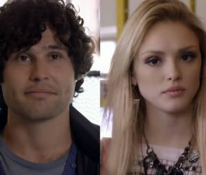 """Em """"Geração Brasil"""", Arthur (Dudu Azevedo) vai ajudar Megan (Isabelle Drummond) a superar a perda de sua visão"""