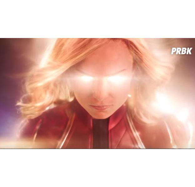 """Novo trailer de """"Capitã Marvel"""" mostra mais da origem da heroína"""