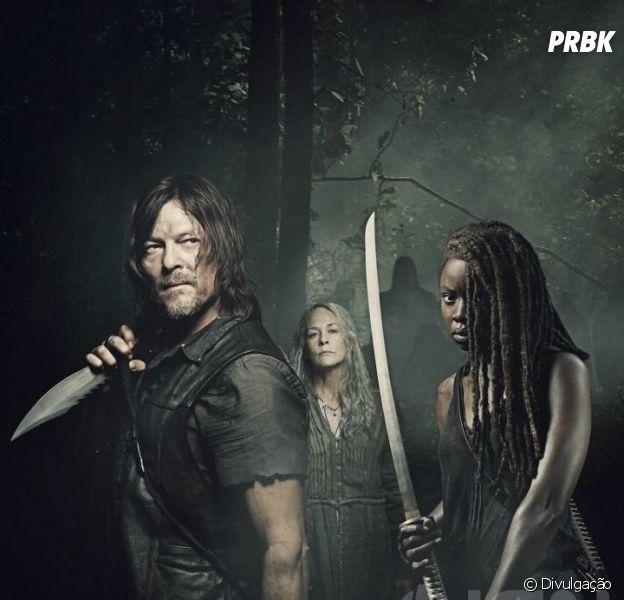 """De """"The Walking Dead"""": novo pôster revela possível perigo para grupo de sobreviventes"""