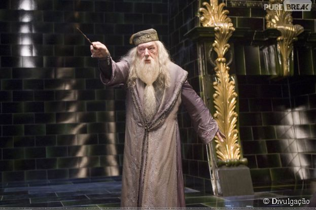 Harry Potter não seria quem é se não fosse pelos ensinamentos de Alvo Dumbledore