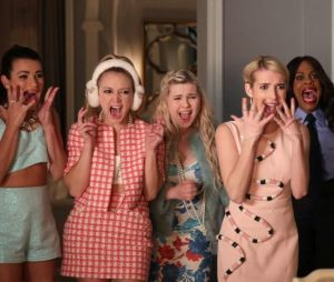 """Scream Queens"" foi cancelada na 2ª temporada"