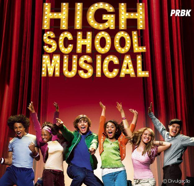"""Assisti os filmes do """"High School Musical"""" passei a reparar mais em algumas questões"""
