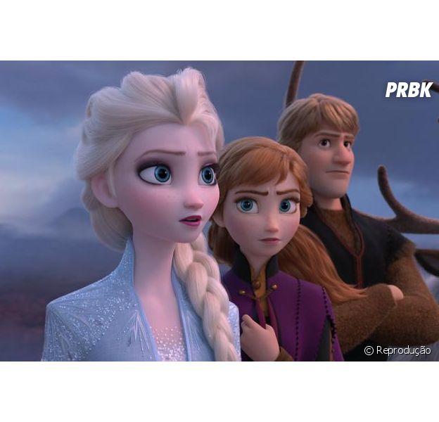 """De """"Frozen 2"""": trailer é lançado nesta quarta-feira (13)"""