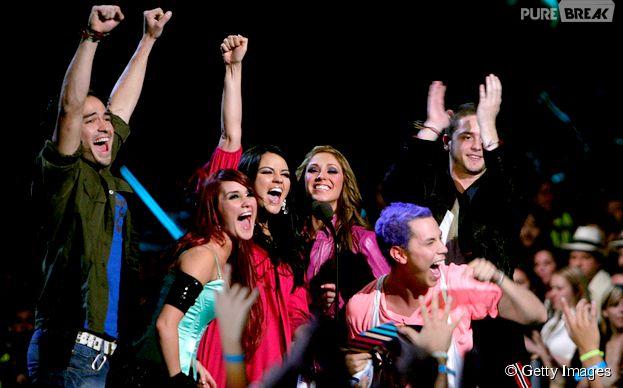 """Em 2015, a banda """"RBD"""" está de volta, mas com uma nova formação"""