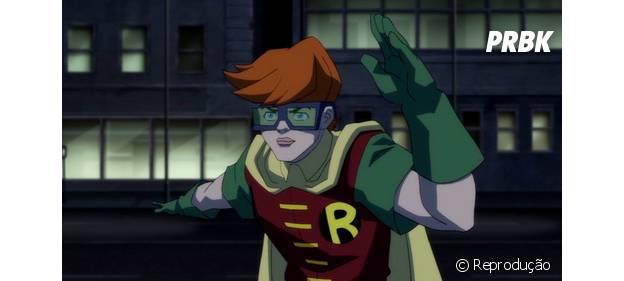 "Carrie Kelley, a Robin, versão feminina vai estar em ""Batman v Superman"""