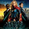 """""""Capitã Marvel"""" é o filme protagonizado por uma mulher com maior bilheteria de estreia da história do cinema"""