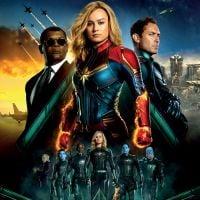 """Recorde! """"Capitã Marvel"""" é o filme protagonizado por uma mulher com maior bilheteria de estreia"""