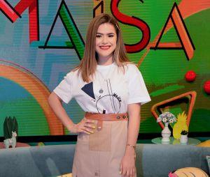 """Maisa estreia seu primeiro talk-show, o """"Programa da Maisa"""""""
