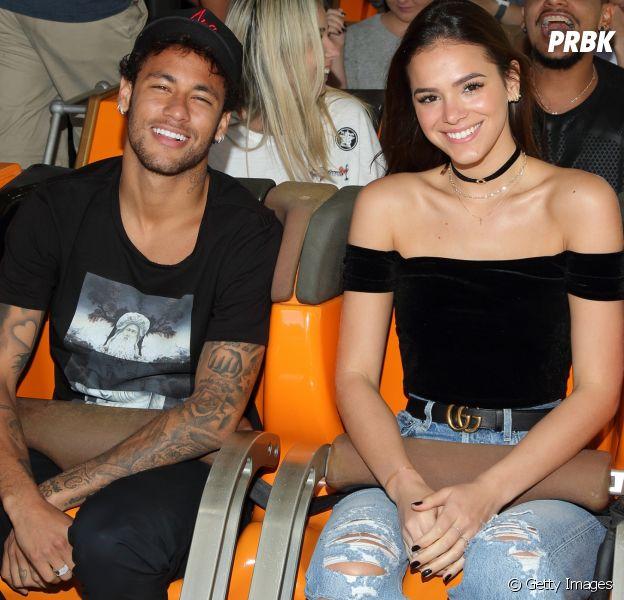Bruna Marquezine recebe mensagem carinhosa de Neymar Jr. após desabafos