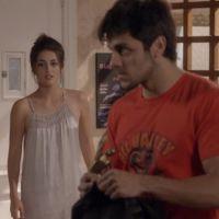 """Novela """"Malhação"""": Jade se decepciona ao ver Cobra roubando sua casa"""