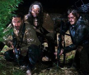"""Em """"The Walking Dead"""", Daryl (Norman Reedus) e Michonne (Danai Gurira) podem encontrar Rick (Andrew Lincoln) durante participação nos filmes!"""