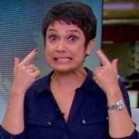 A Sandra Annenberg é a rainha do Jornalismo e nada mais importa do que a nossa opinião