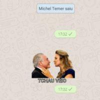 Sim, teve muito meme da prisão do Michel Temer pela Operação Lava Jato