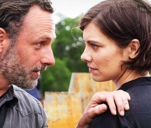 """Em """"The Walking Dead"""", Lauren Cohan pode voltar a interpretar Maggie após conversa entre personagens em episódio"""