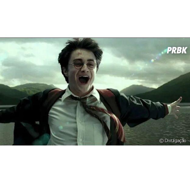 """E vocês, também querem ver """"Harry Potter"""" na Netflix?"""