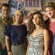 """Em """"Malhação - Toda Forma de Amar"""", Rita (Alanis Guillen) vai conseguir o contato da atual família de sua filha"""