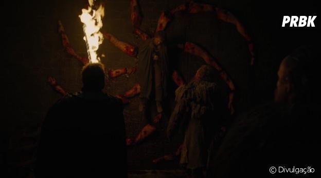 """Em """"Game of Thrones"""", Caminhantes Brancos dão recado para que homens saiam de seu caminho"""