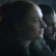 """Em """"Game of Thrones"""", a relação entre Sansa (Sophie Turner) e Daenerys (Emilia Clarke) não começou nada boa"""